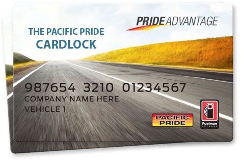 24-Hour Cardlock Fueling Card